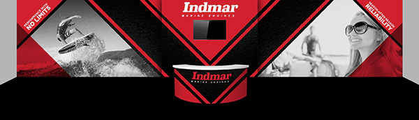 indmar booth full